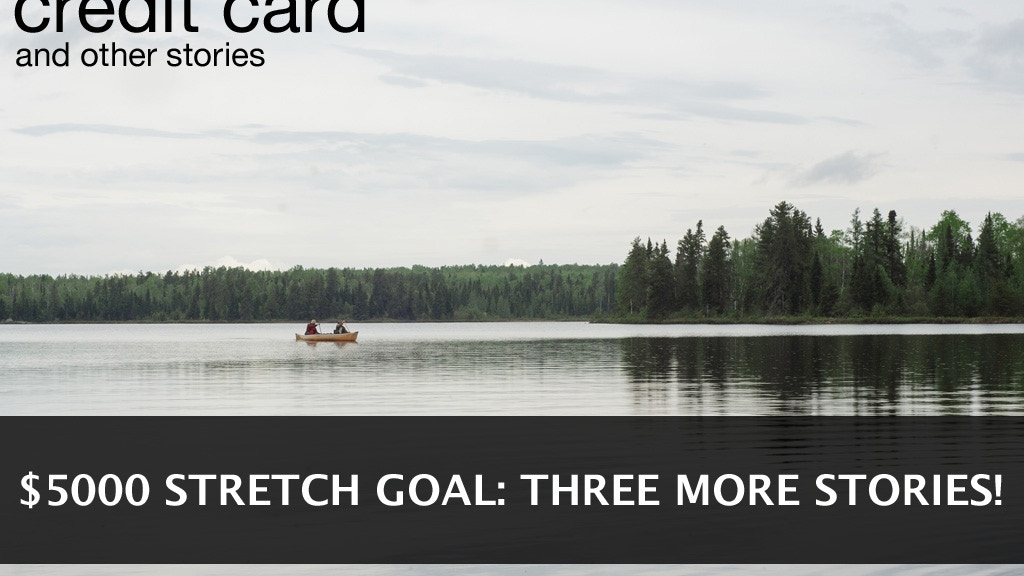 The Wendigo's Credit Card and Other Stories project video thumbnail