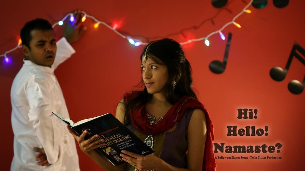 Hi! Hello! Namaste? A Bollywood dance drama at the MN Fringe project video thumbnail