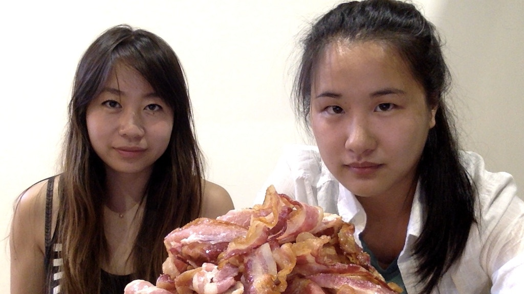 ≈≈≈ Bacon Dinner ≈≈≈ project video thumbnail