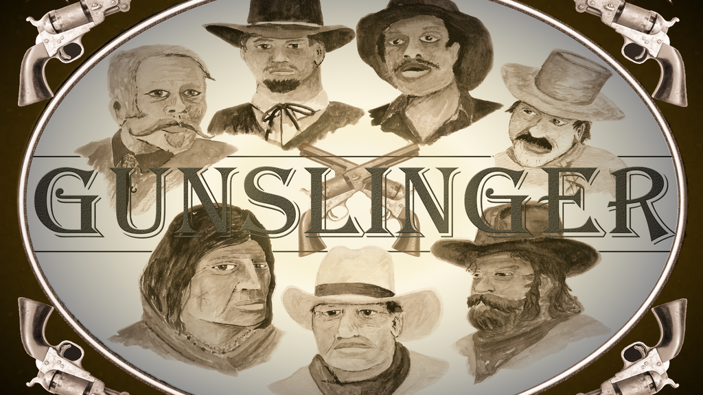 GUNSLINGER: Legends of the Dusty Trail project video thumbnail