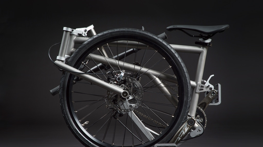 Helix™ - The World's Best Folding Bike project video thumbnail