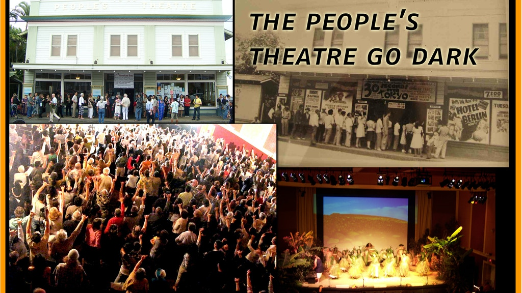 Join the People of the People's Theatre! project video thumbnail