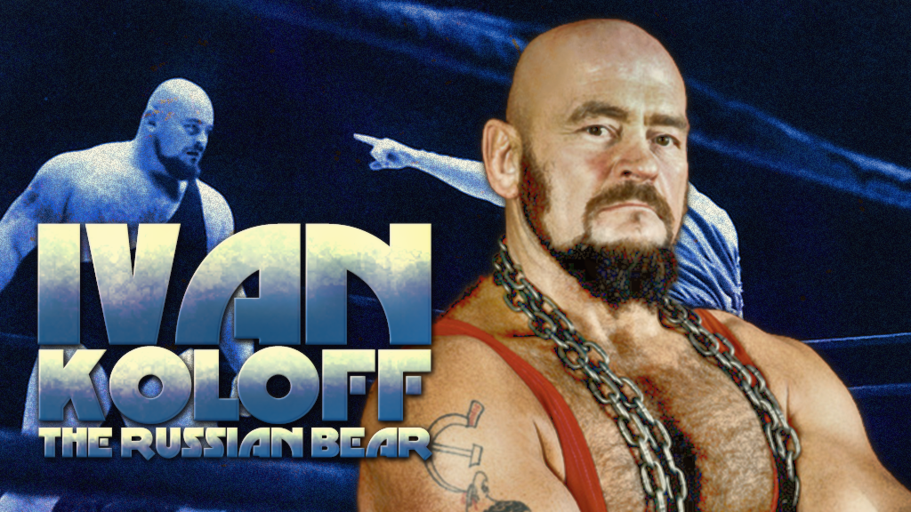 Ivan Koloff The Russian Bear project video thumbnail