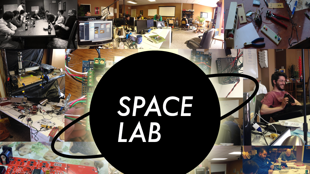 SpaceLab: A South Suburban Chicago Makerspace project video thumbnail