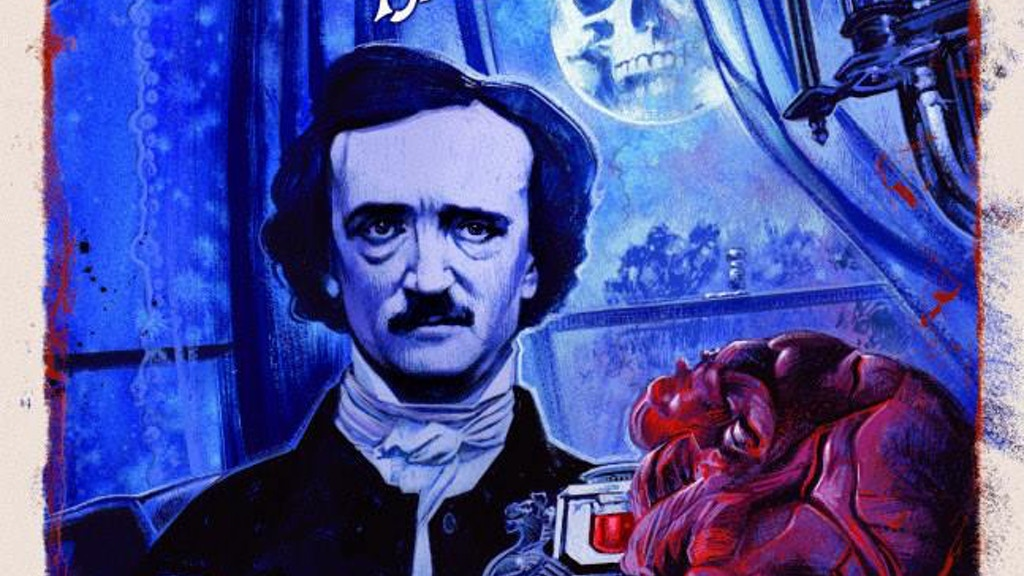 The Edgar Allan Poe Bronze Bust Project project video thumbnail