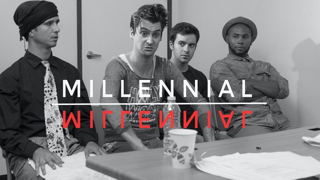 MILLENNIAL project video thumbnail