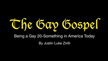 Make Justin Luke's 'The Gay Gospel' a Reality!
