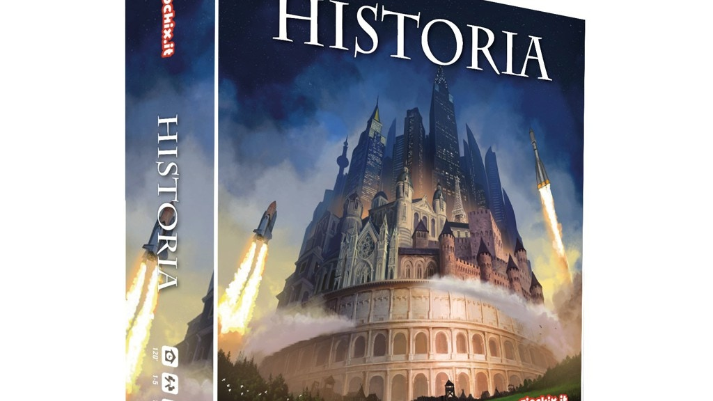 Historia project video thumbnail