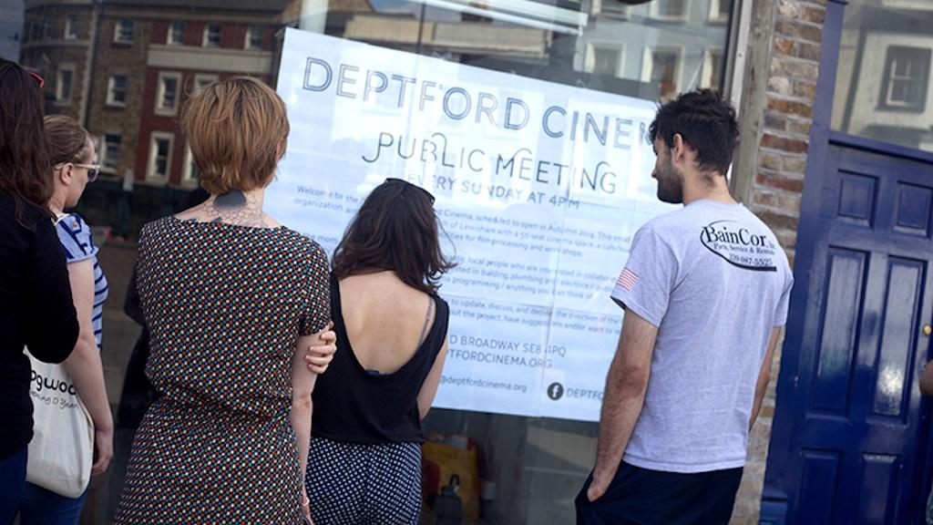 Deptford Cinema Digital Projector project video thumbnail