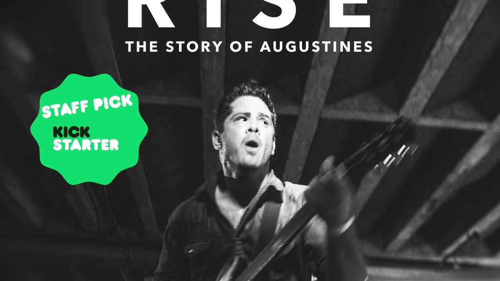 RISE - The Story of Augustines project video thumbnail