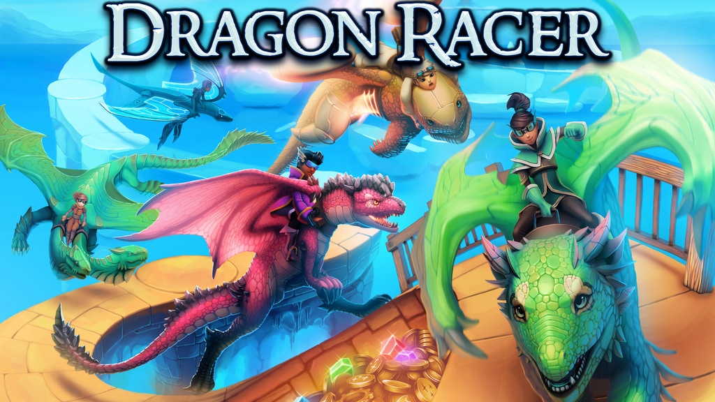 Dragon Racer project video thumbnail