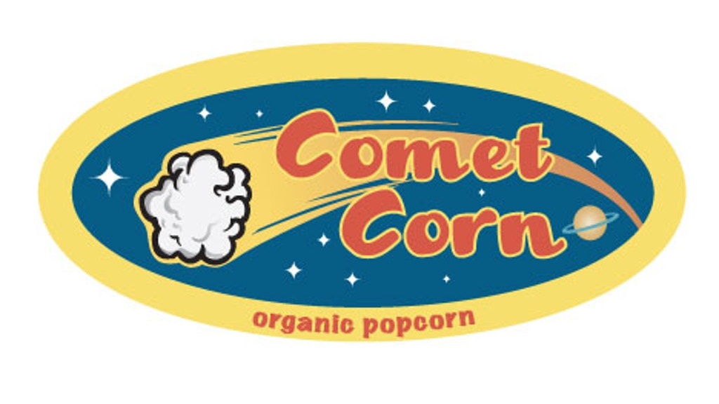 Organic Comet Corn Popcorn Reaching for the Stars! project video thumbnail