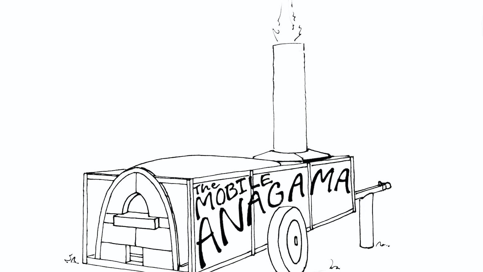The Mobile Anagama by Henry Crissman — Kickstarter