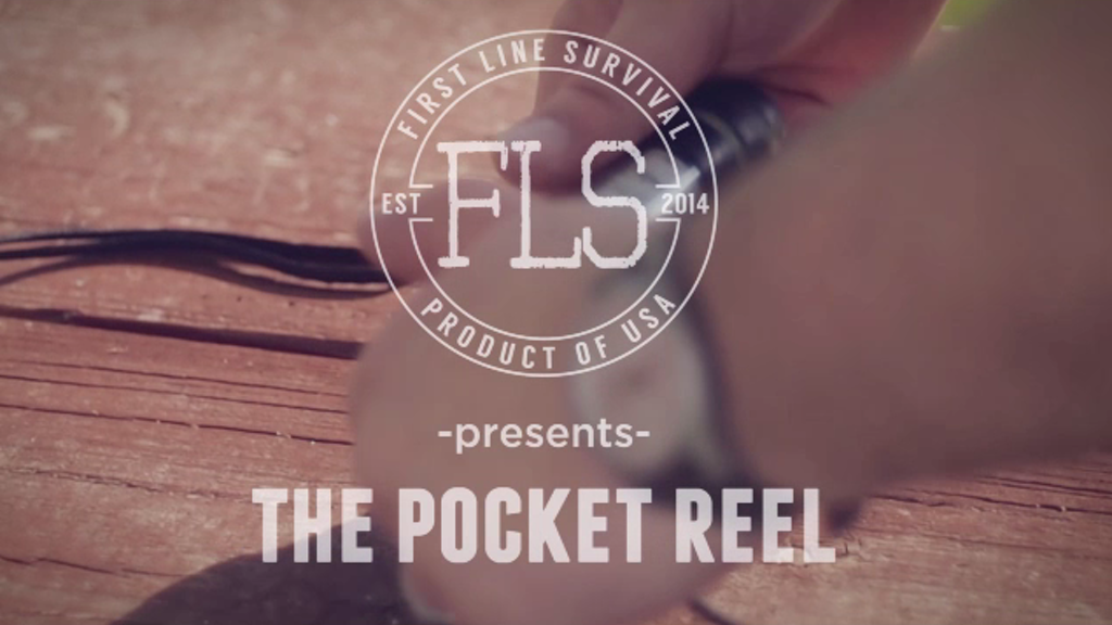 Pocket Reel - An Ultralight Fishing Kit project video thumbnail