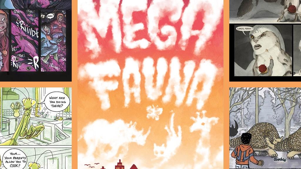 Mega Fauna project video thumbnail