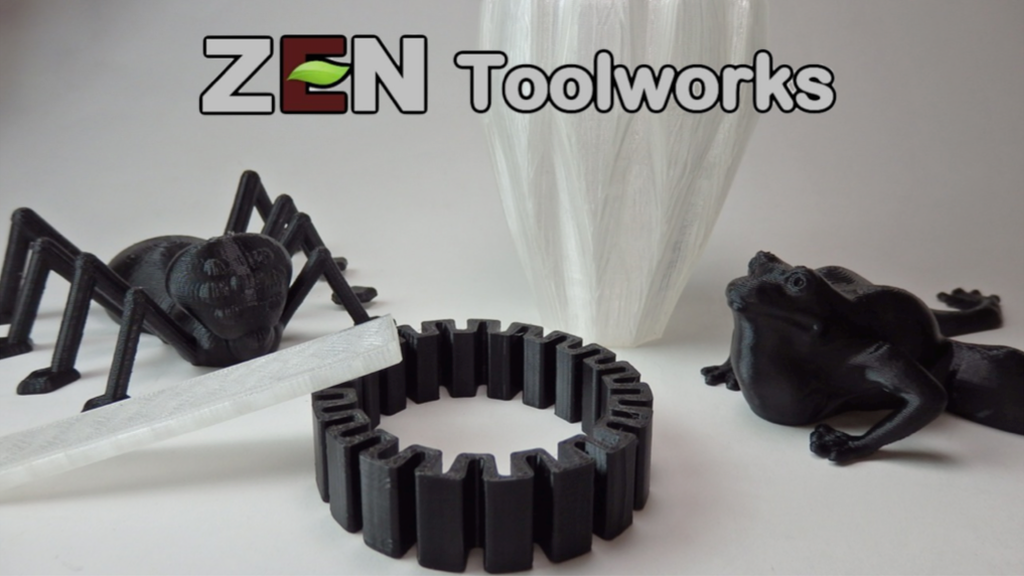 Zen Toolworks Flexible 3D Printing Filament project video thumbnail