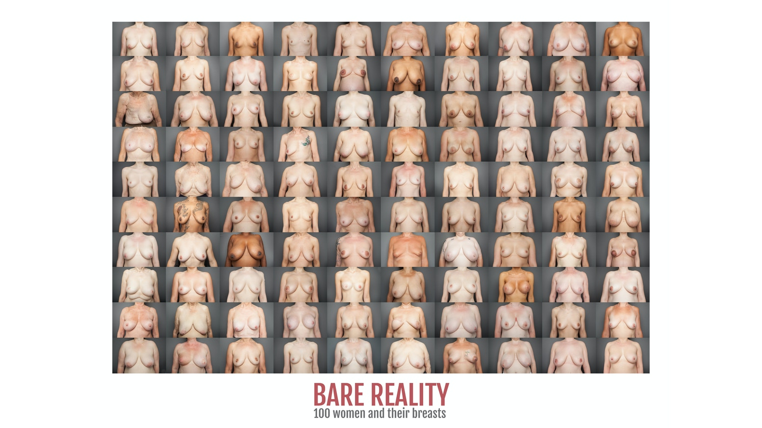 Image result for bare reality book