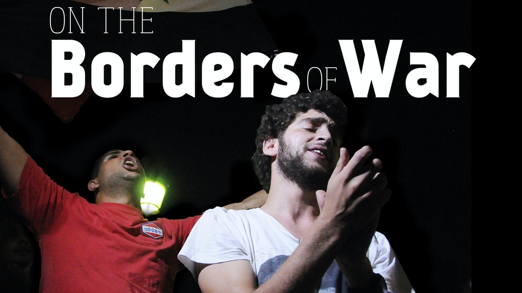 On the Borders of War project video thumbnail