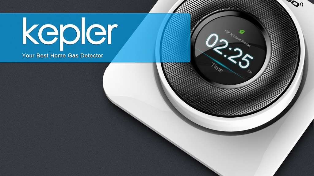 Kepler: Your Best Home Gas Detector project video thumbnail
