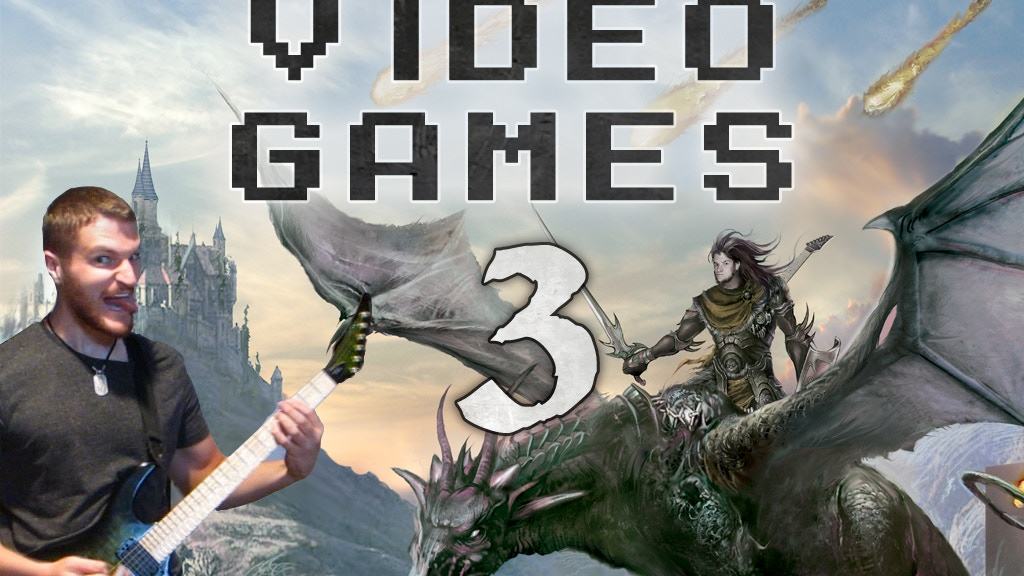 Versus Video Games 3 - The Epic New Album project video thumbnail