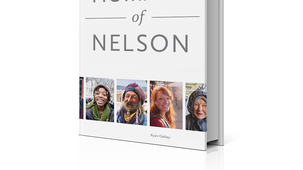 Humans of Nelson: The Book project video thumbnail