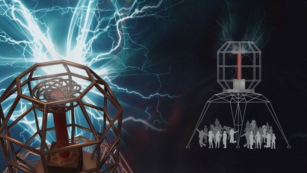 Coup de Foudre: Musical Lightning for Burning Man 2014 project video thumbnail