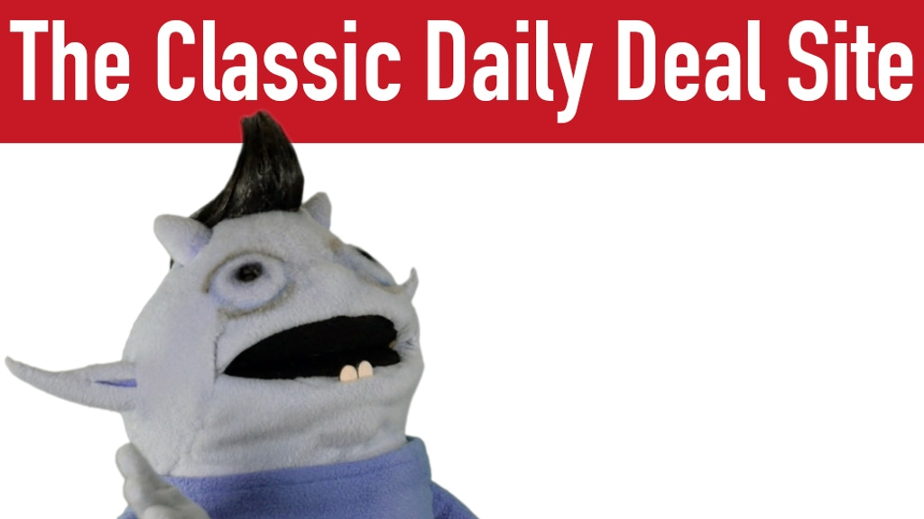 The Classic Daily Deal Site project video thumbnail