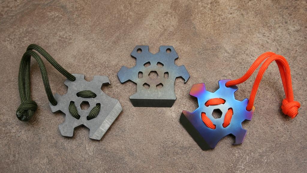Titanium 5th Pocket Hex Tool project video thumbnail