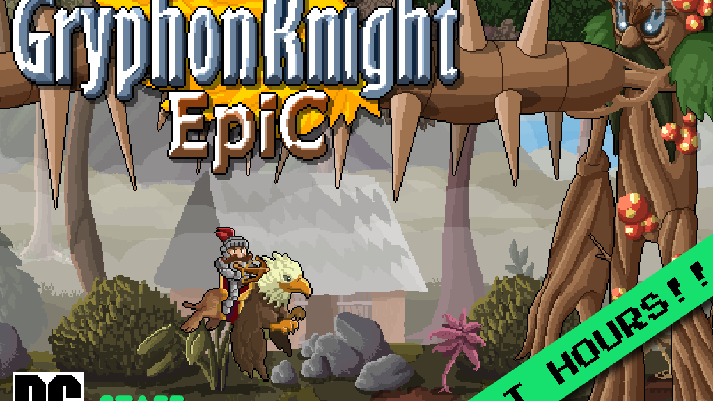 Gryphon Knight Epic - Medieval Shmup project video thumbnail