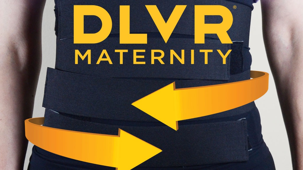 ActivEmbrace™ Post-natal Recovery System by DLVR™ Maternity project video thumbnail