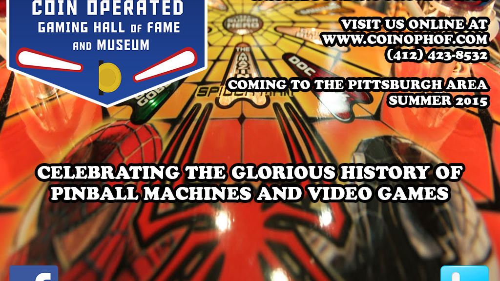 The Pennsylvania Coin Operated Hall Of Fame And Museum project video thumbnail