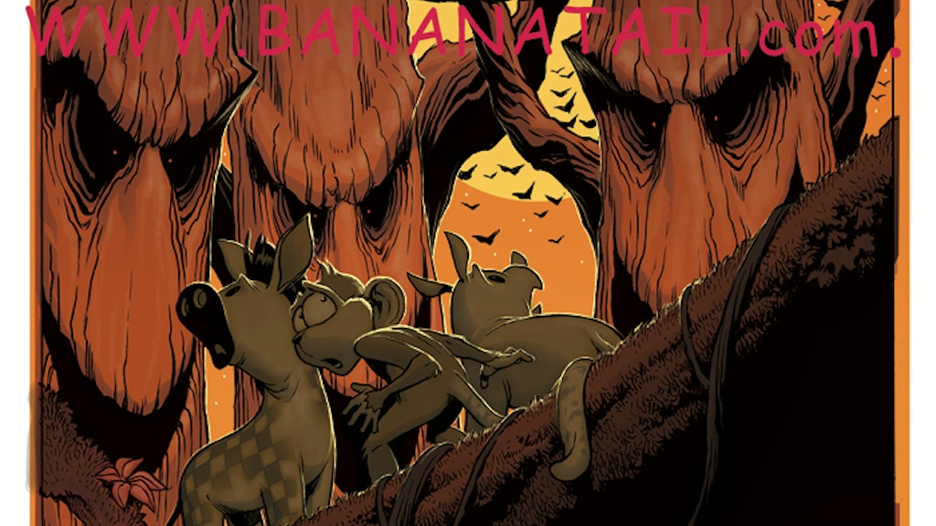 The BOOnana Tail Halloween Special project video thumbnail