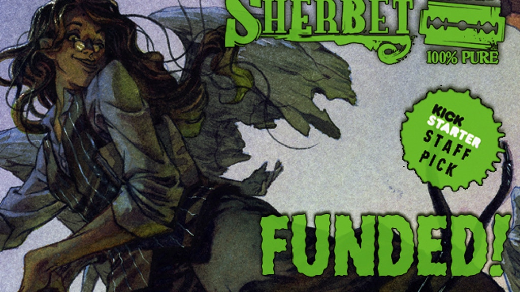 Sherbet: The Trade Paperback project video thumbnail