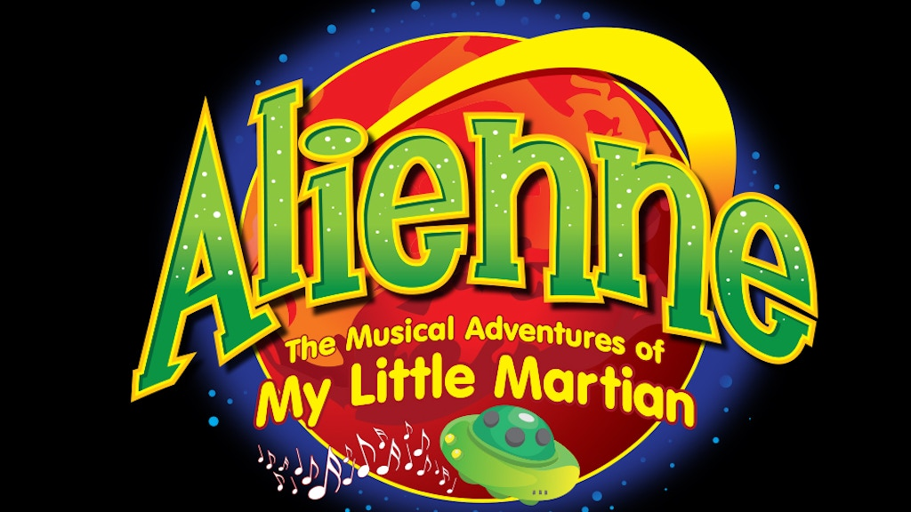 ALIENNE: The Musical Adventures of My Little Martian project video thumbnail