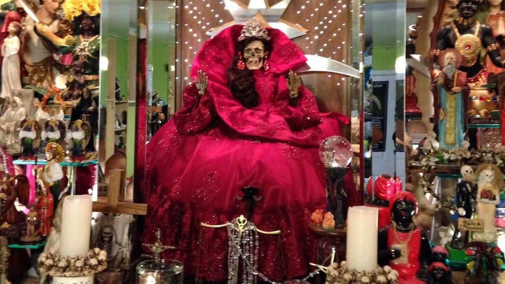 The Life of Saint Death / La Vida de la Santa Muerte project video thumbnail
