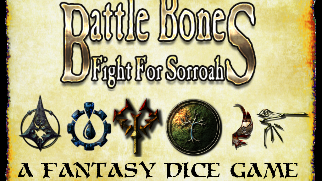 Project image for BattleBones: Fight For Sorroah (Canceled)