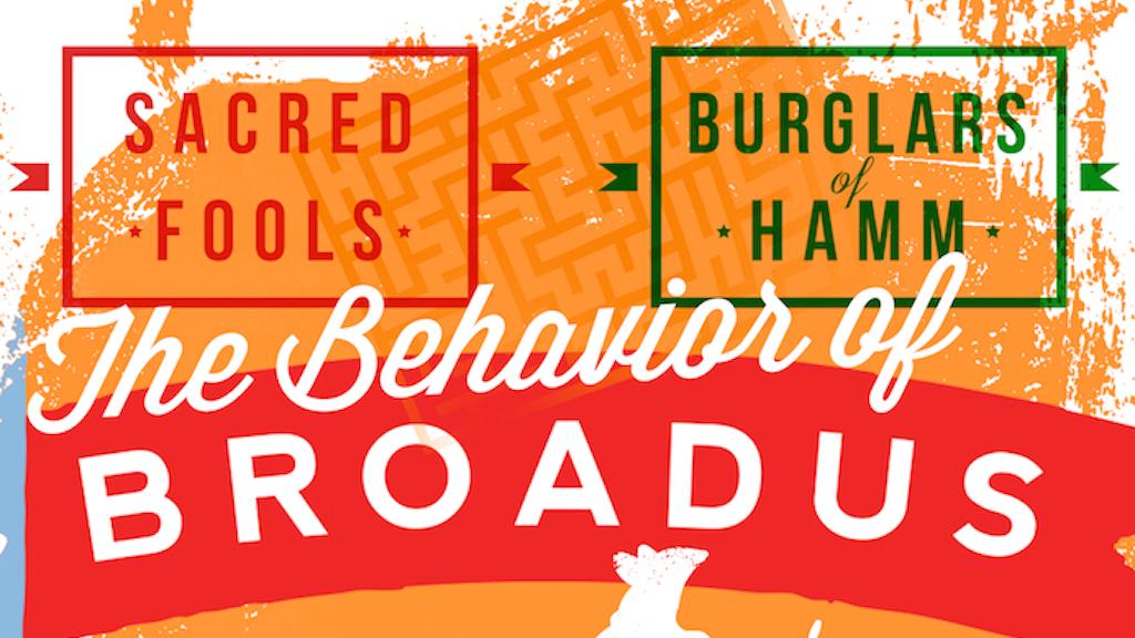 "The premiere of Burglars of Hamm's ""The Behavior of Broadus"" project video thumbnail"