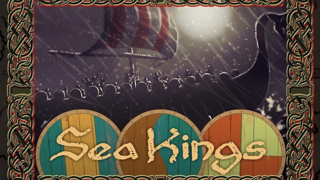 Sea Kings project video thumbnail
