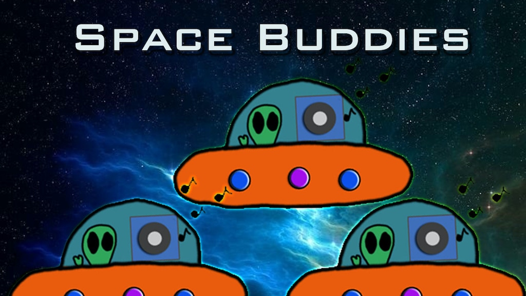 Space Buddies project video thumbnail