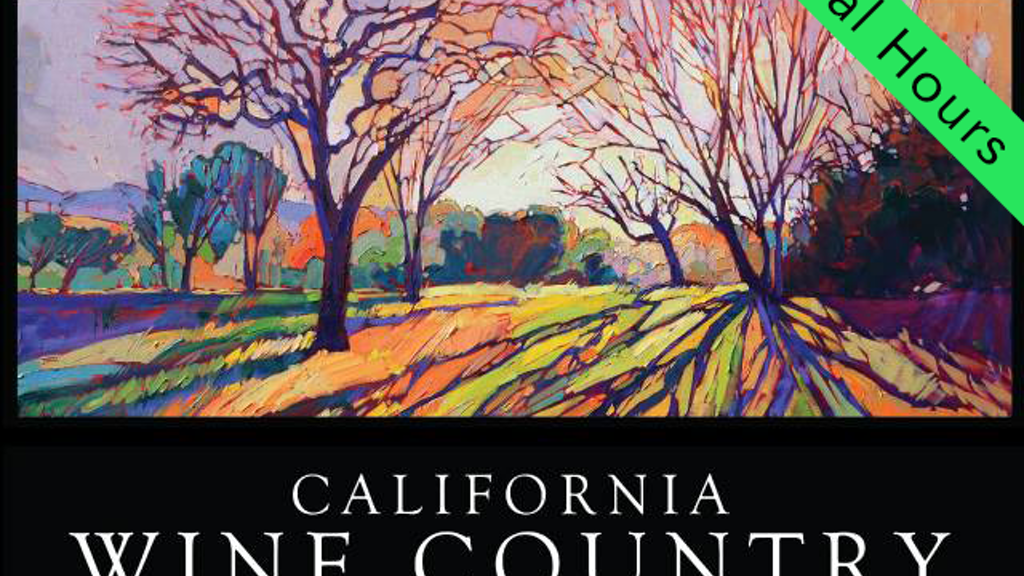 California Wine Country - A Coffee Table Book project video thumbnail
