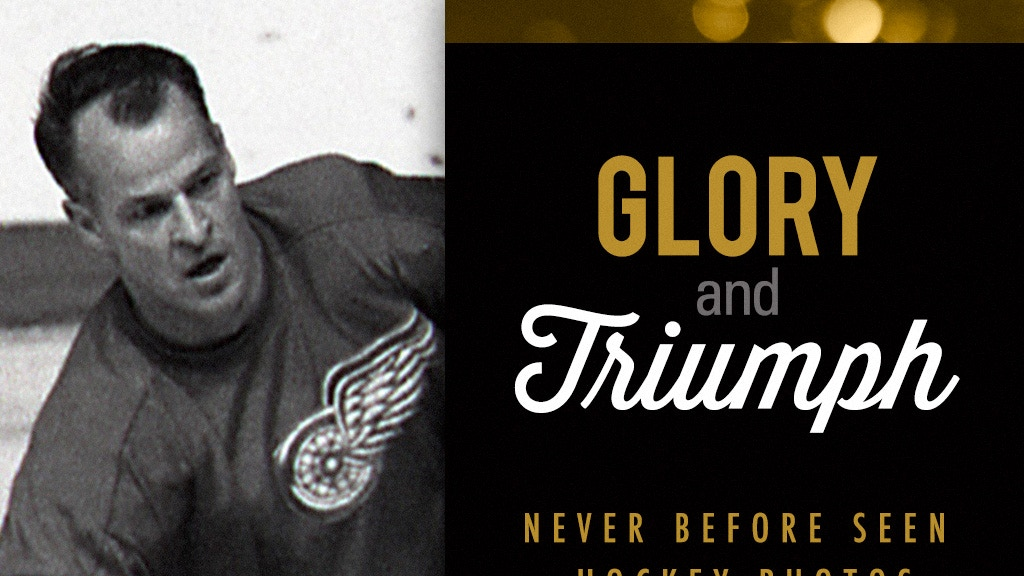 Glory and Triumph - Never Before Seen Hockey Photos project video thumbnail