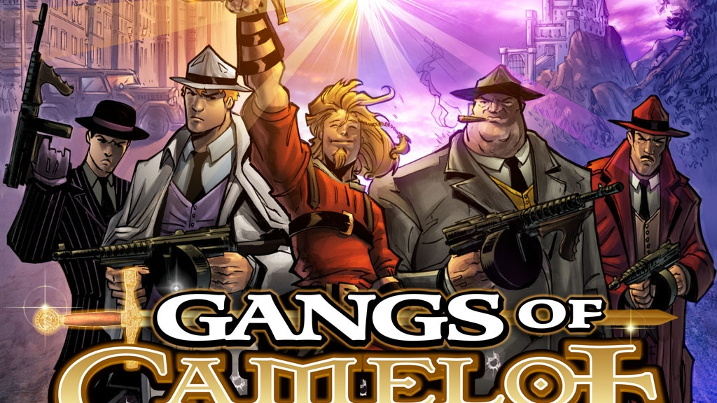 Gangs of Camelot project video thumbnail