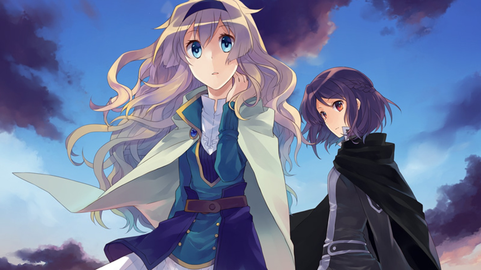 A visual novel by ALICE IN DISSONANCE combining western storytelling with eastern art. Please join us on the journey.