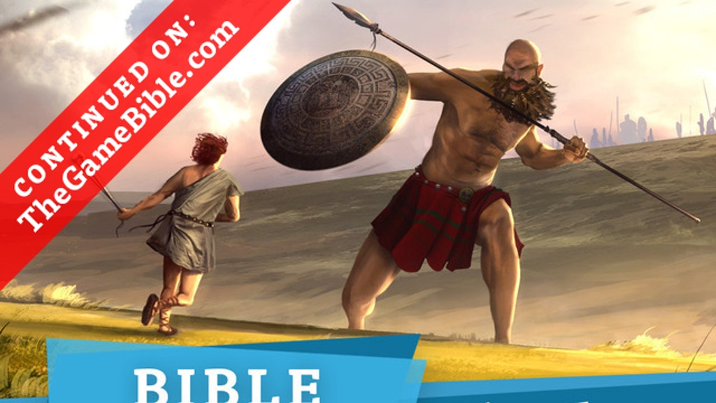 The Bible Videogame: David project video thumbnail