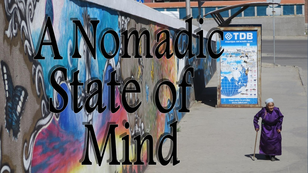 A Nomadic State of Mind project video thumbnail
