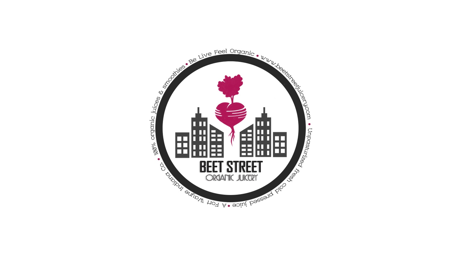 Beet Street Cold-Pressed Juicery by Sherina Collier
