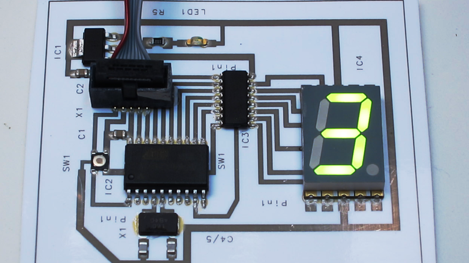 Squink - the personal electronic circuit factory by BotFactory ...