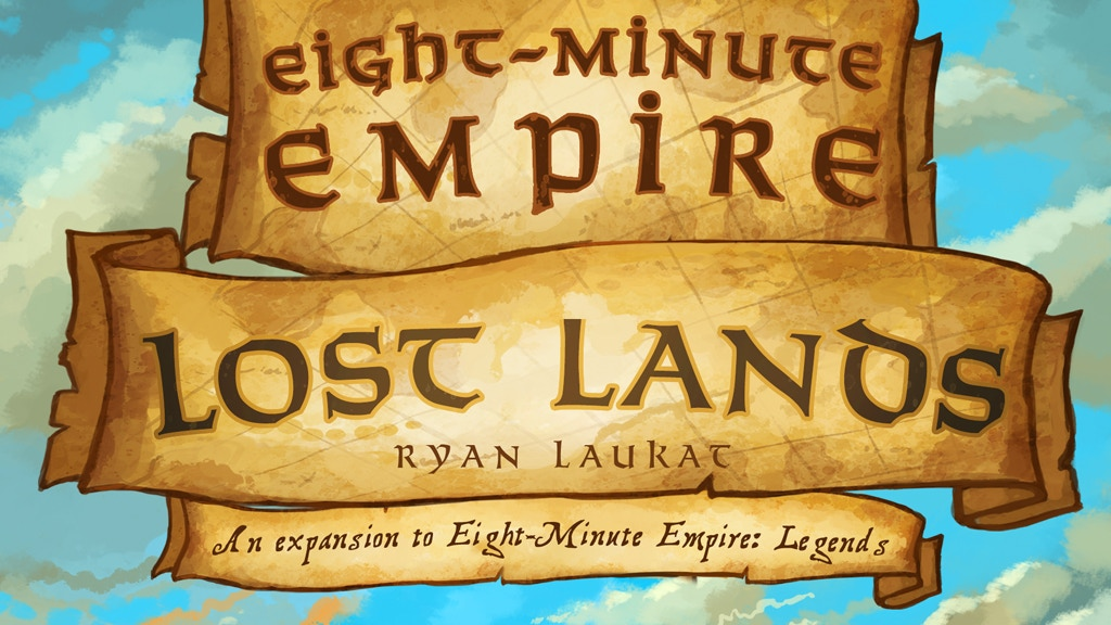 Eight-Minute Empire: Lost Lands project video thumbnail