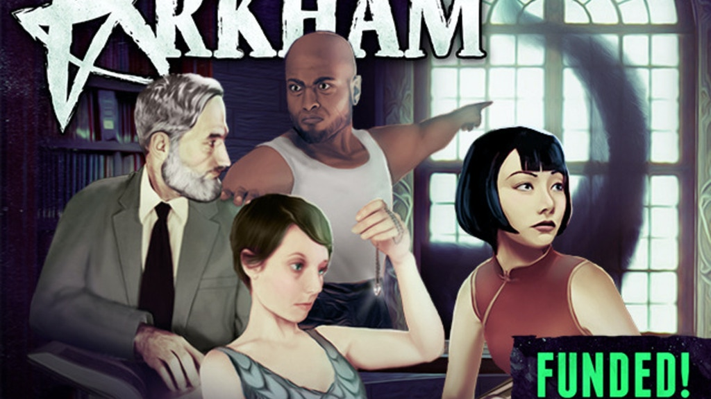 Shadows of Arkham project video thumbnail