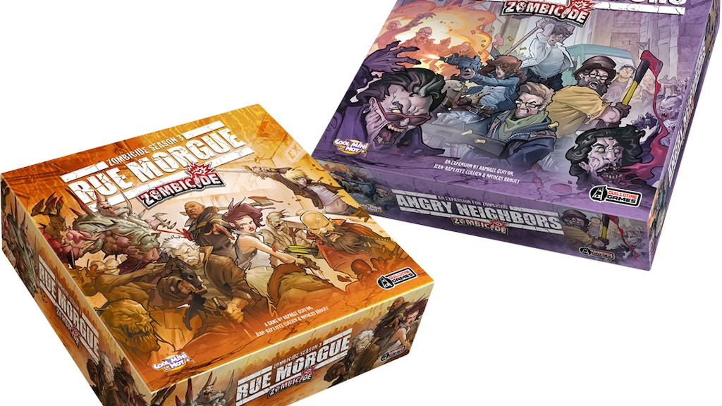 Zombicide: Season 3 project video thumbnail